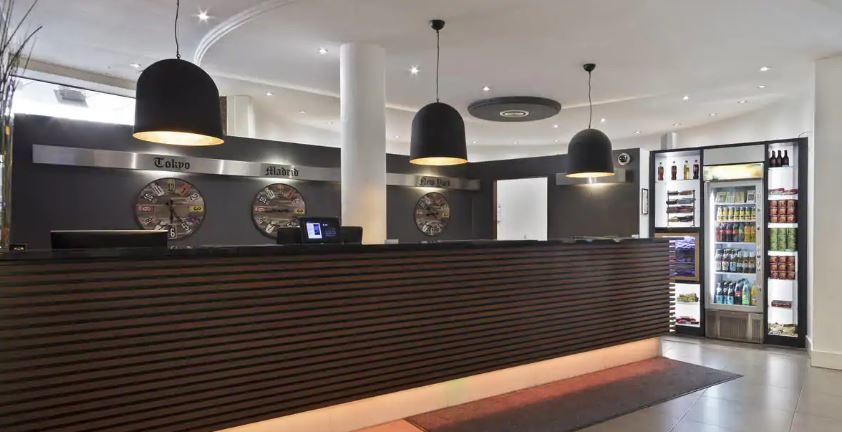 Tryp Munchen City Center Hotel 04