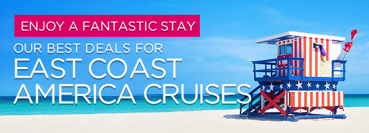 Cruise1st East Coast America Cruises