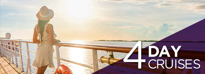 4 Day Cruises