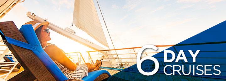 6 Day Cruises