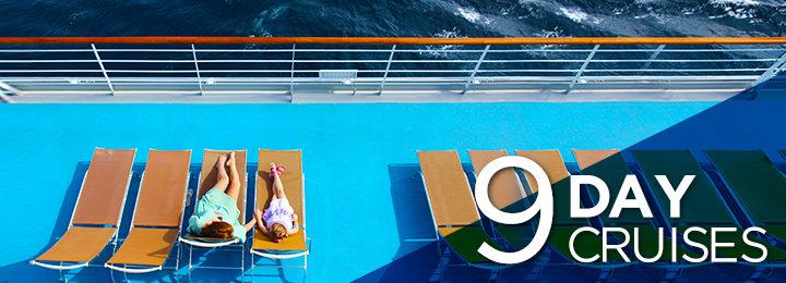 9 Day Cruises