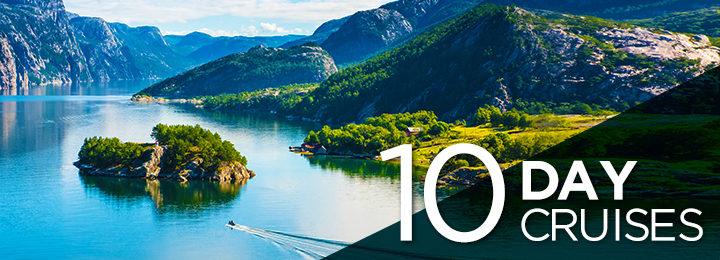 10 Day Cruises