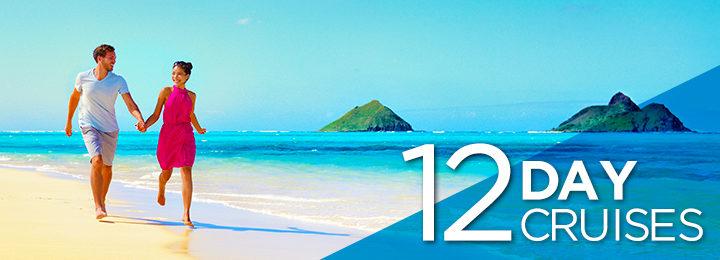 12 Day Cruises