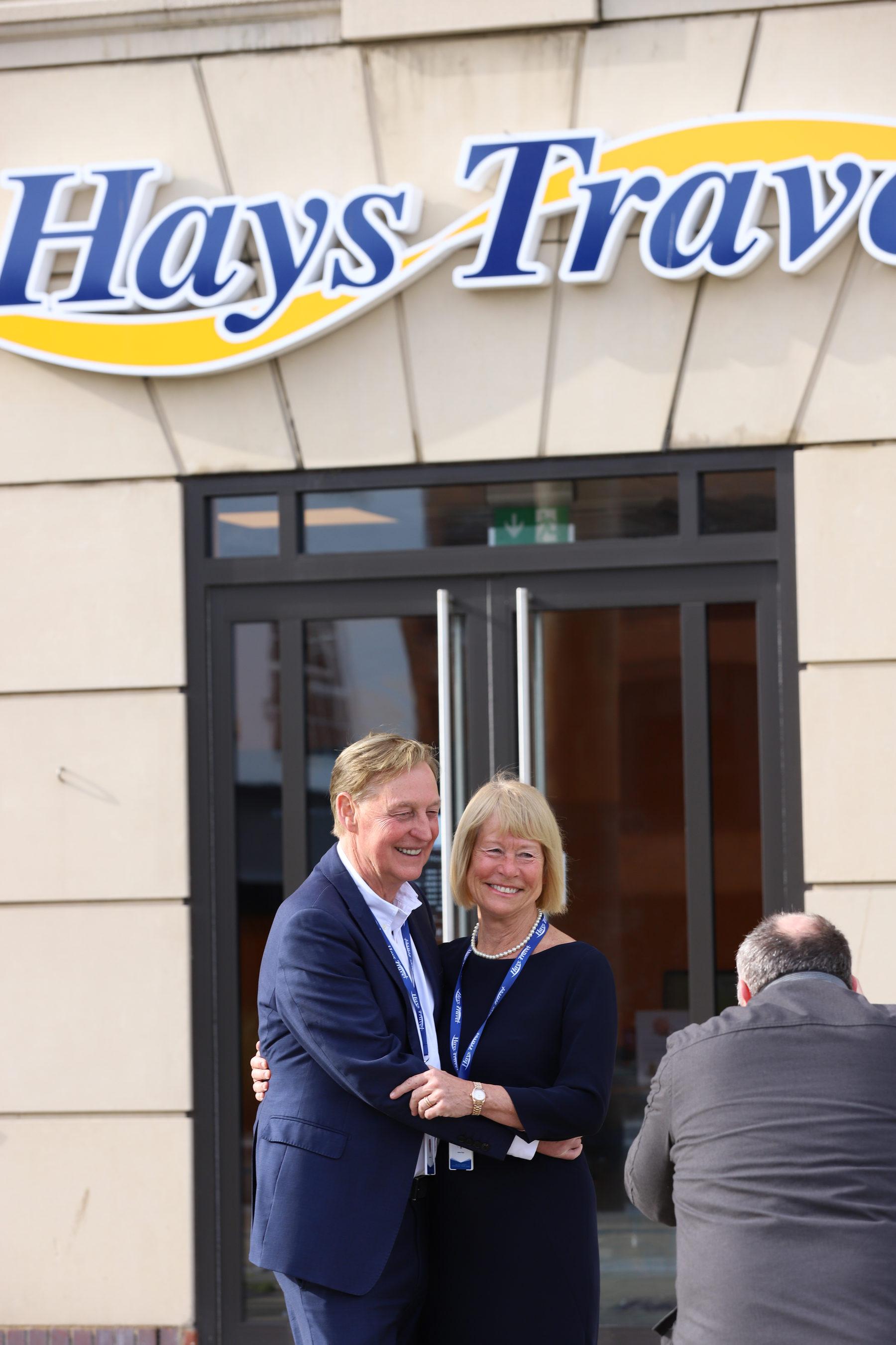 John & Irene Hays