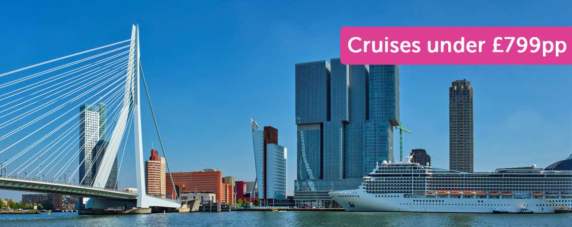 Cruises Under £799