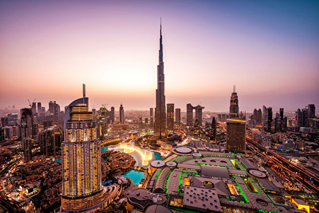 Dubai & Arabian Gulf