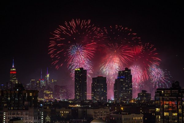 Macys Firework Display