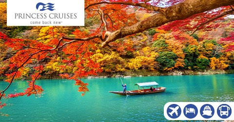 JAPAN DISCOVERY CRUISE AND TOUR
