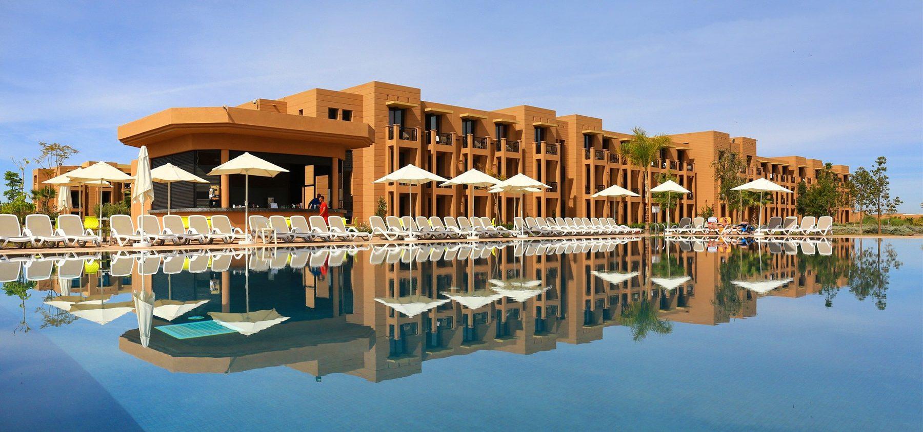Hotel Aqua Mirage Marrakech