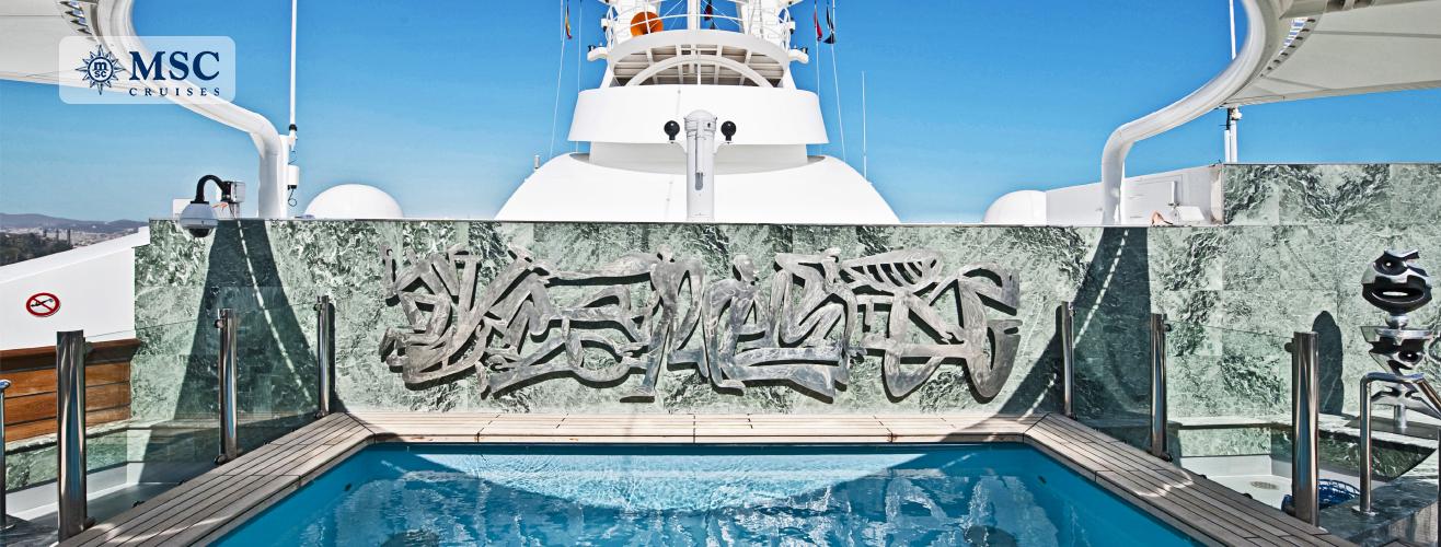 MSC Yacht Club on MSC Fantasia
