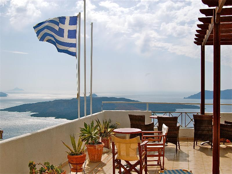 Theoxenia Boutique Hotel ***+ Thira