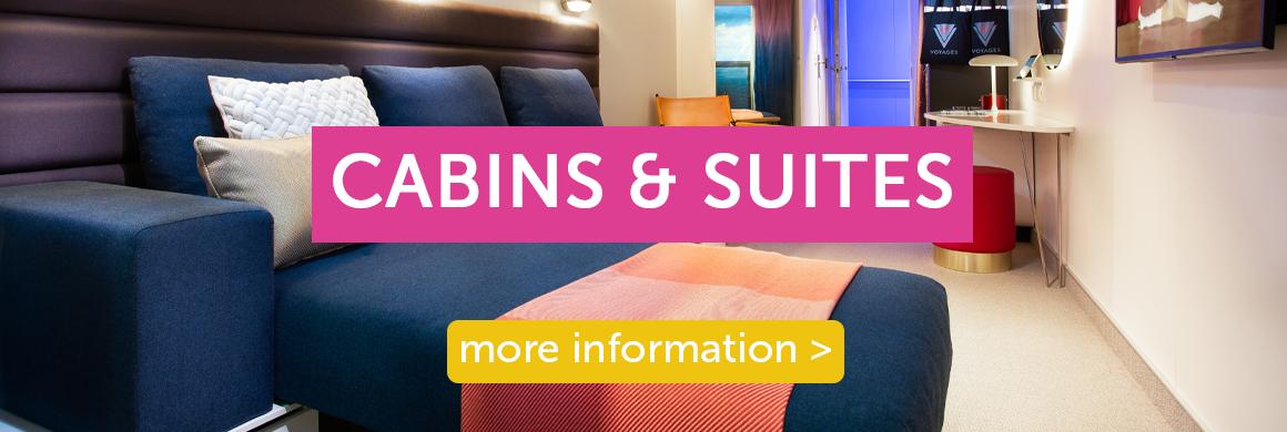 Cabins & Suites