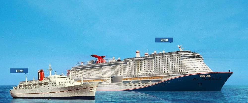 Carnival Mardi Gras Carnival Cruise Line Bolsover Cruise Club