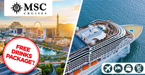 ALL INCLUSIVE CARIBBEAN WITH VEGAS STAY