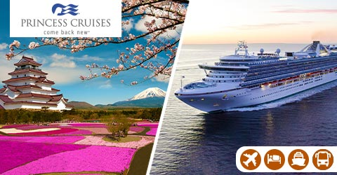 HIGHLIGHTS OF JAPAN TOUR & SINGAPORE CRUISE