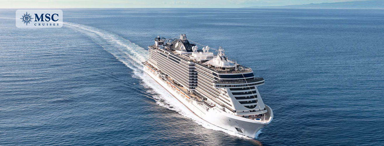 MSC Seaview cruise ship