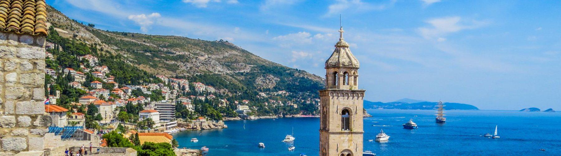 Exploring Dubrovnik, Croatia