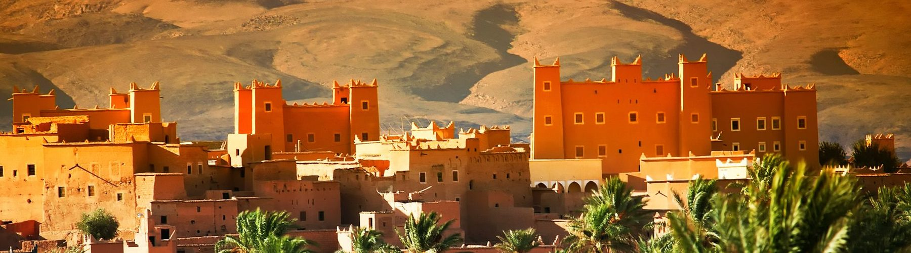 Dunes and Kasbah Tour