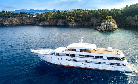MS Adriatic Princess Cruise