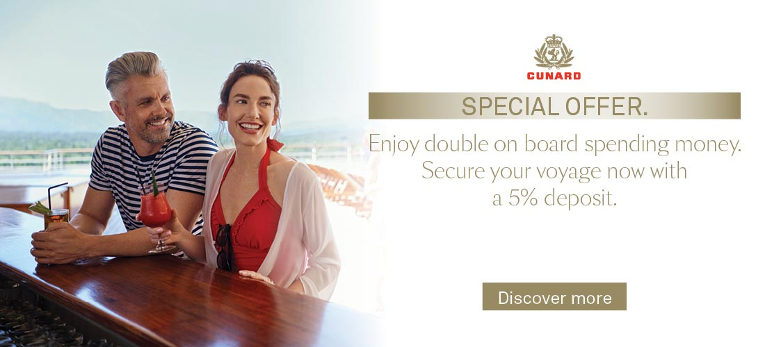 Cunard 2019 Cruise Deals