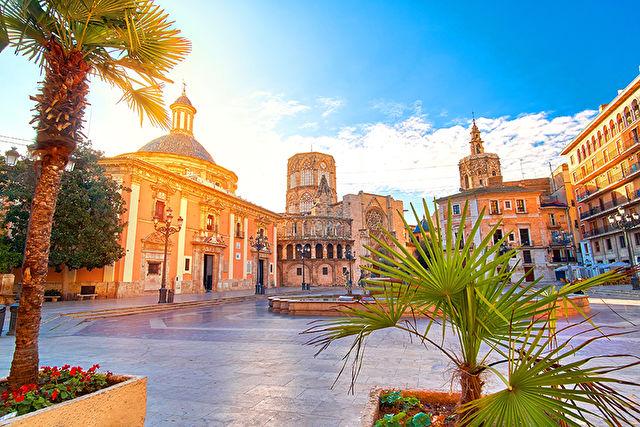 Spain & France Fly-Cruise