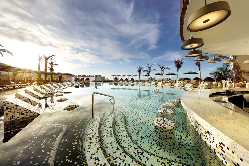Hard Rock Hotel Tenerife - Playa Paraiso