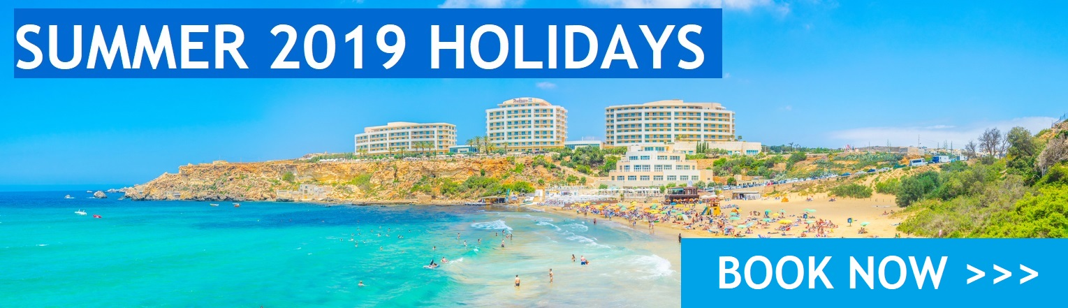 Malta Holidays by the Specialists - Malta Direct