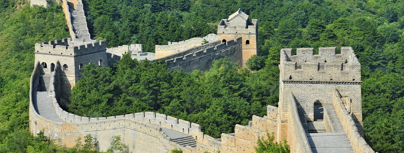 Great Wall Of China Cruise1st