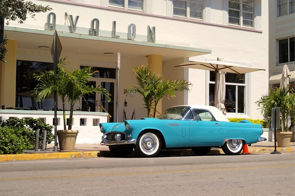Miami Hotel Selection