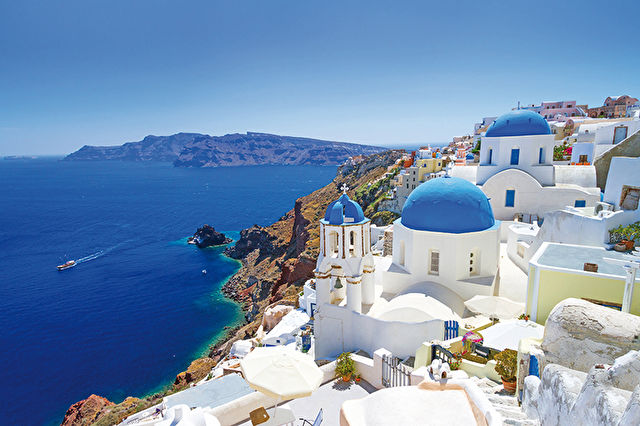 Greek Isles & Italy Fly-Cruise