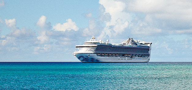 Navio Caribbean Princess