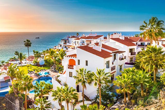 Canary Islands, Madeira & Spain