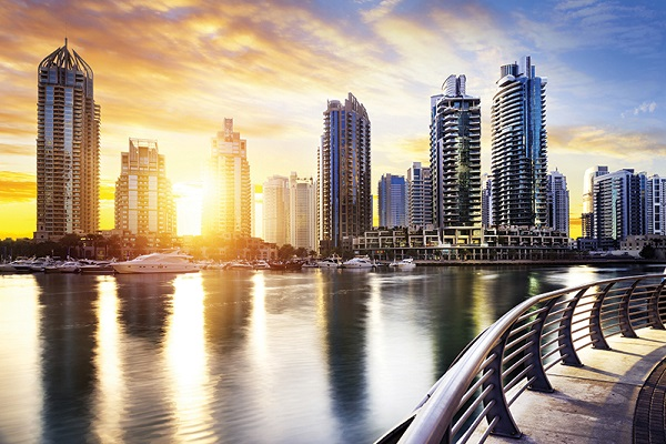 Dubai & the Arabian Gulf Fly Cruise