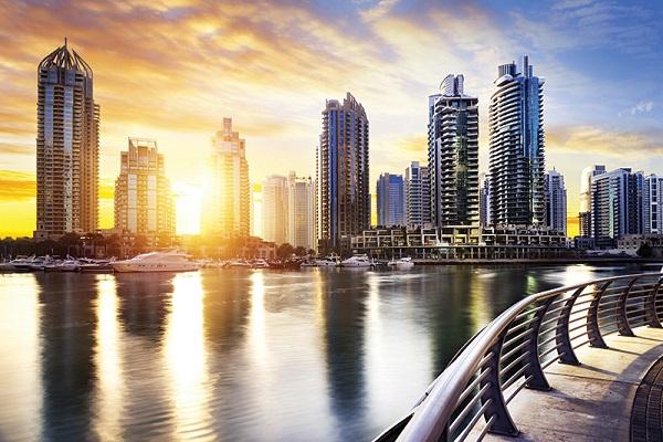 Dubai & the Arabian Gulf Fly Cruise