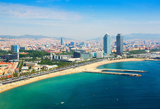 Barcelona Roundtrip Stay & Cruise