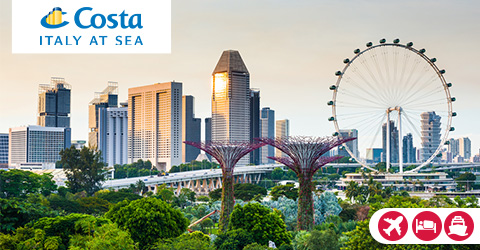 SINGAPORE, MALAYSIA AND THAILAND