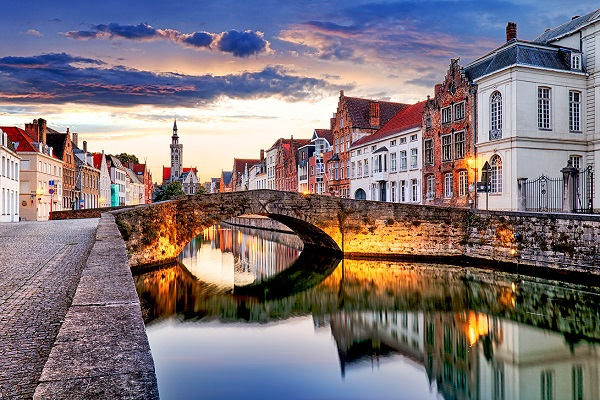 Northern Europe Capital Cities