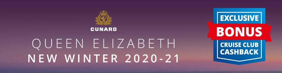 Cunard Queen Elizabeth 2020 21
