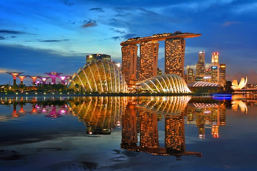 Singapore & Asian Highlights Stay & Cruise