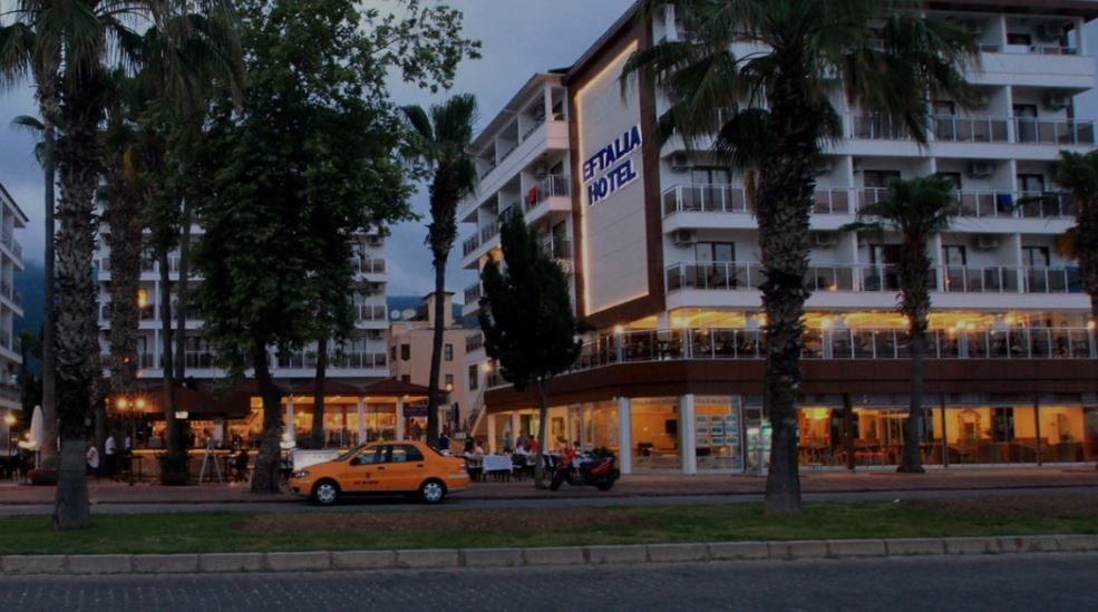 Eftalia Aytur Hotel 1
