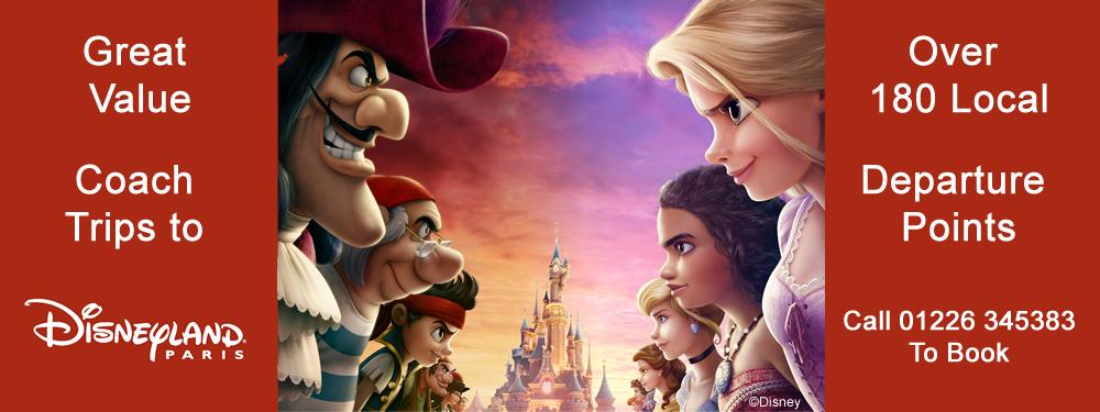 Disneyland Paris by Coach | Coach Trips to Eurodisney | TravelEmpire.co.uk