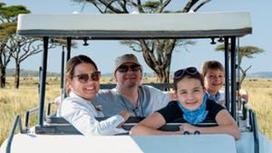 Nat Geo Tanzania Family Expedition