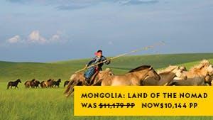 Nat Geo Mongolia: Land of the Nomad