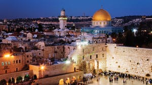 Nat Geo The Holy Land: Past, Present, and Future