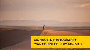 Nat Geo Mongolia Photography Expedition