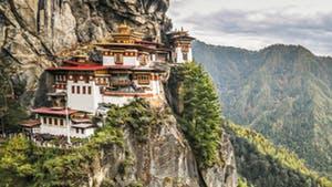 Nat Geo Bhutan: Kingdom in the Clouds