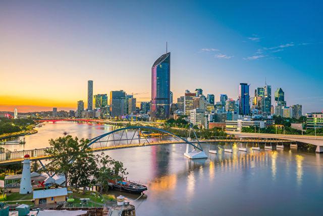 Brisbane to Singapore
