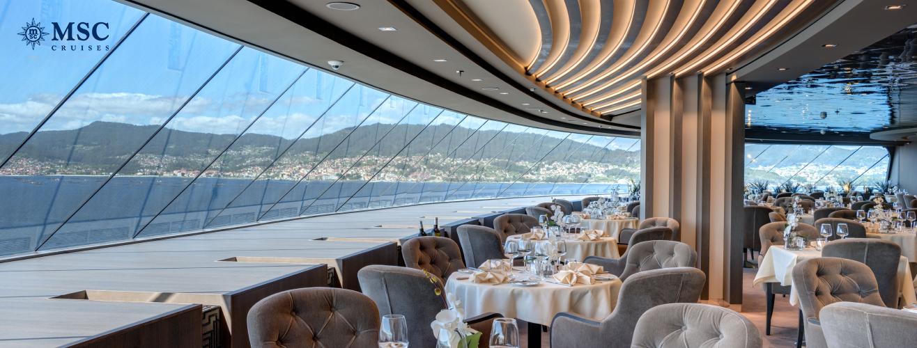 MSC Bellissima, MSC Yacht Club