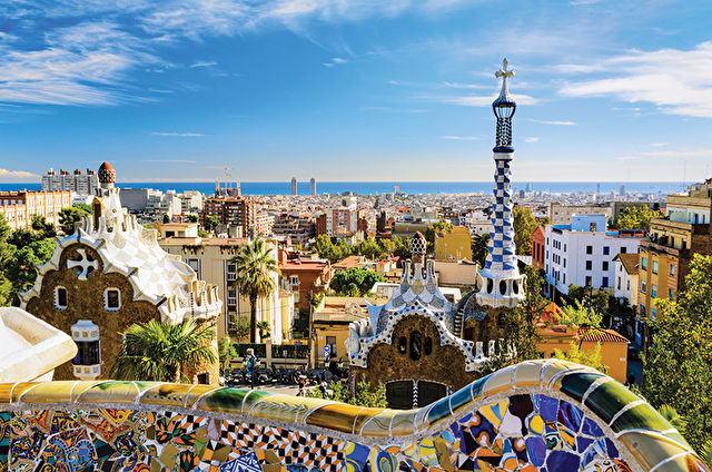 Barcelona & Rome with Mediterranean Taster Cruise
