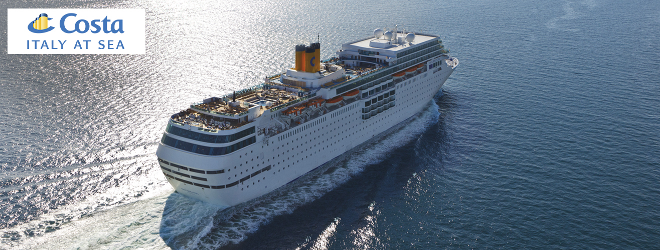 Costa Cruises Deals Packages 2020 Cruise1st Com Au